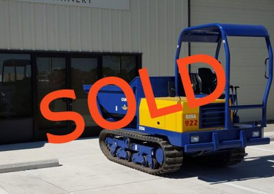 SOLD – 2013 CANYCOM S25A